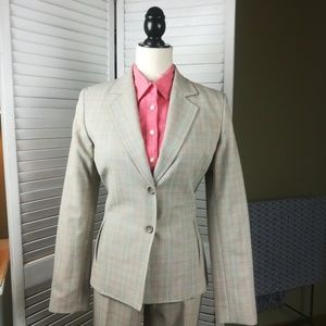 Express Women's Dress Blazer Trousers Suit